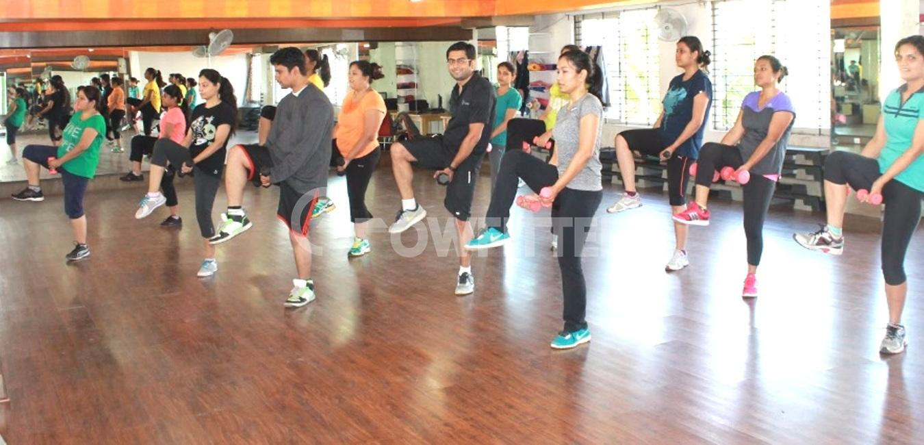 Feel The Beat And Dance Fitness Studio Btm Layout