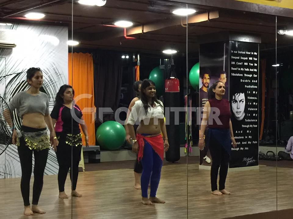 Shapers Dance Fitness Studio Ghatkopar East Mumbai