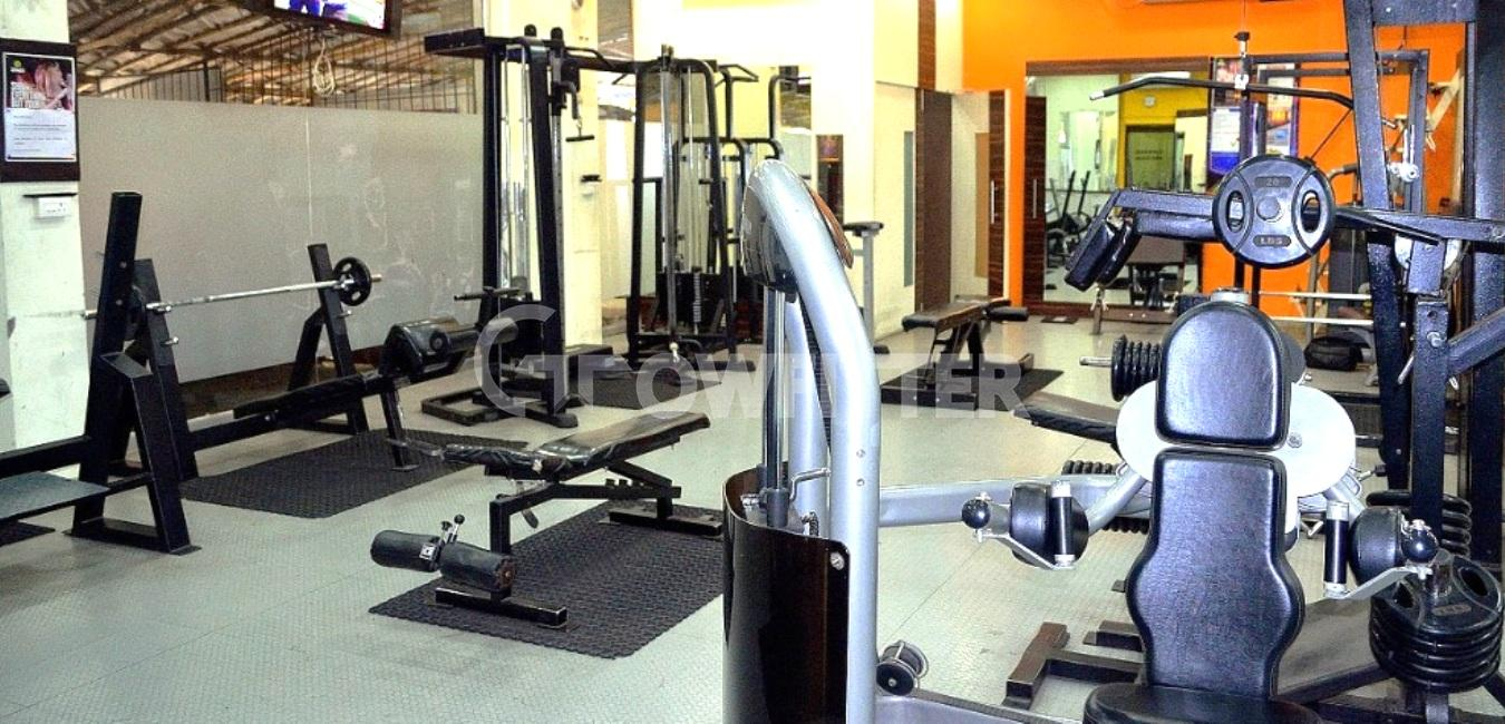 Body garage thane west mumbai gym membership fees