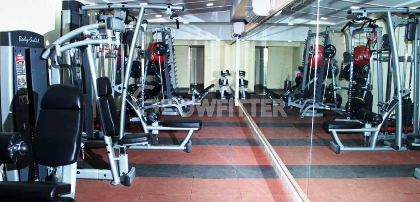 Gati fitness garage girgaon mumbai gym membership fees
