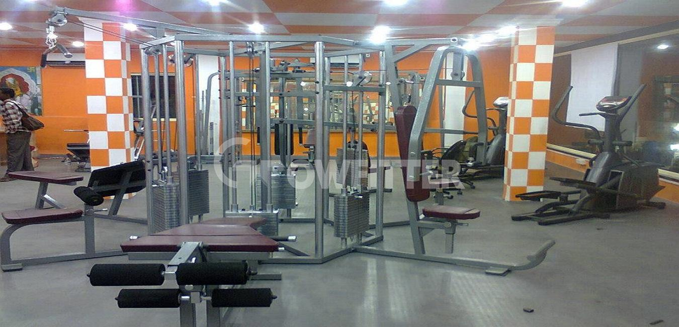 Sai gym bhosari pune membership fees timings