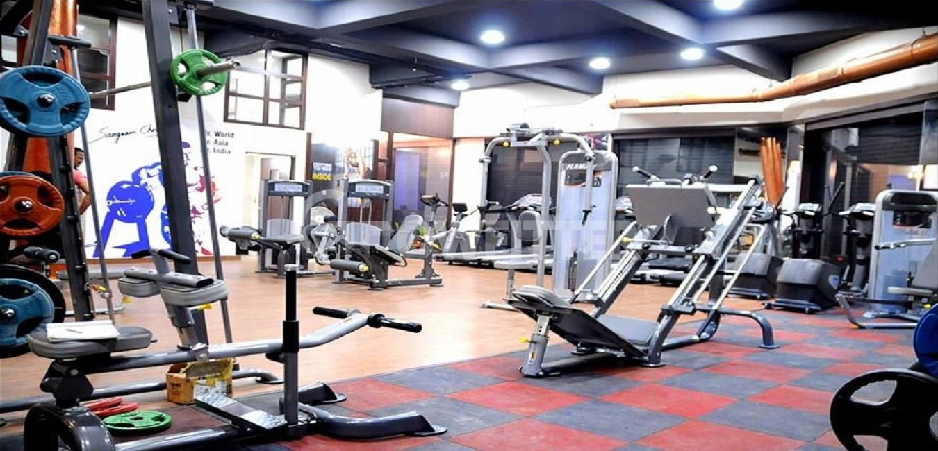 Arohead fitness club chinchwad pune gym membership