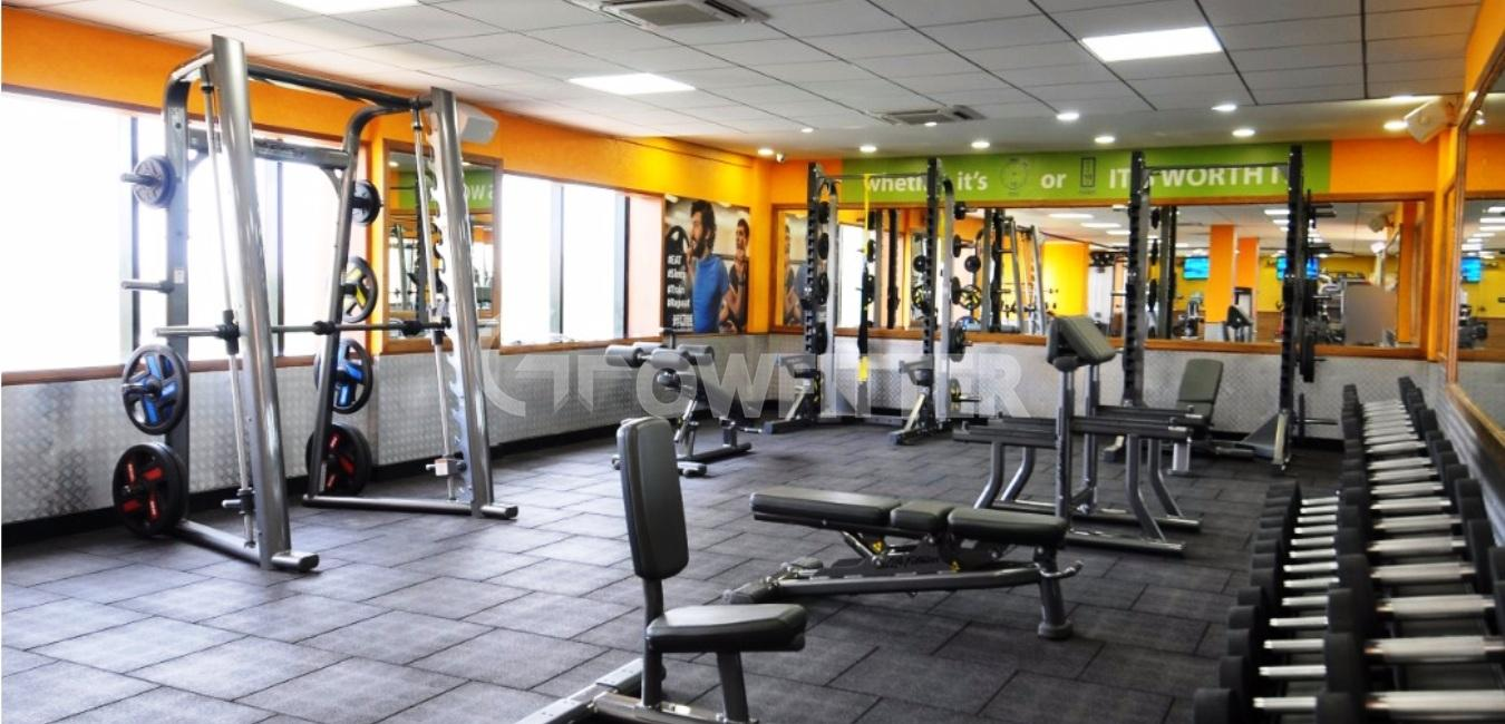 Anytime fitness sushant lok phase i gurgaon gym