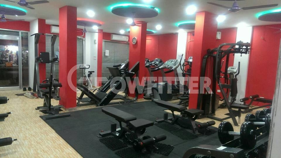 Aptitude Total Fitness Virar West Mumbai Gym