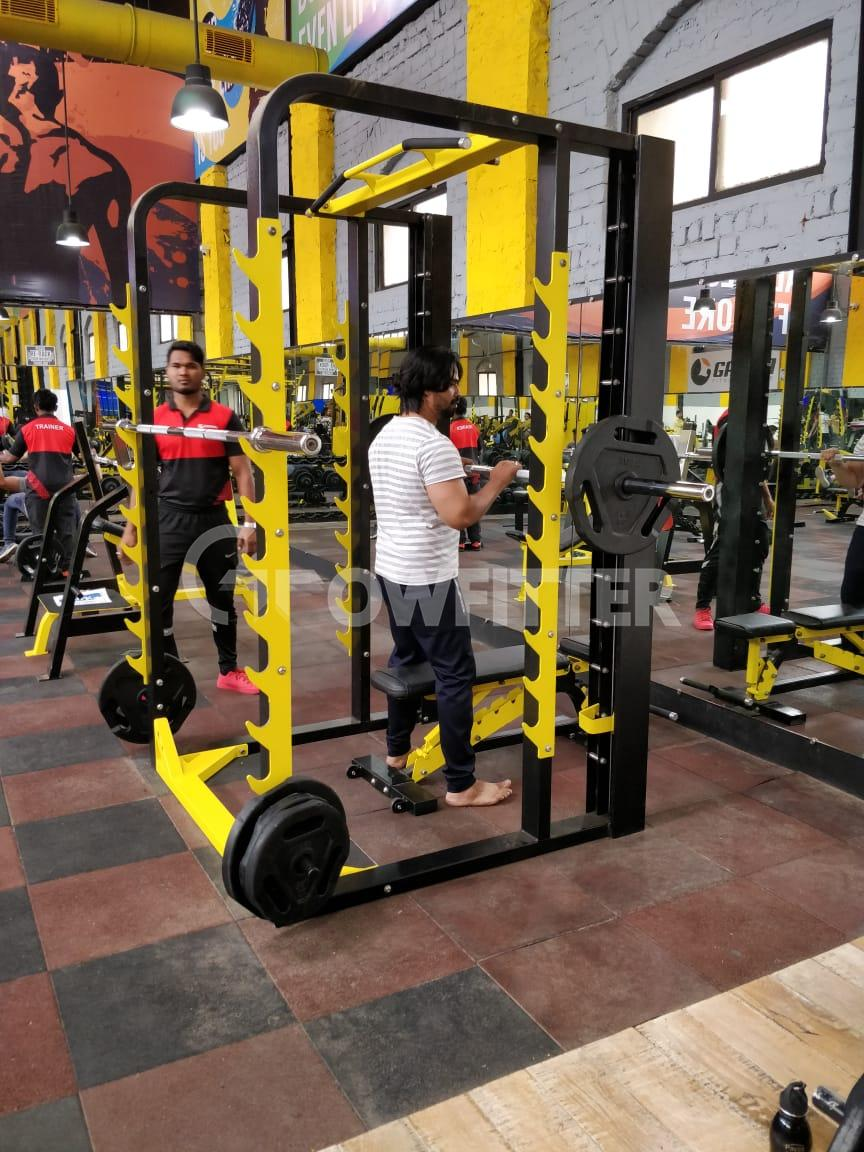 Gamma Fitness Kurla West Mumbai Gym Membership Fees