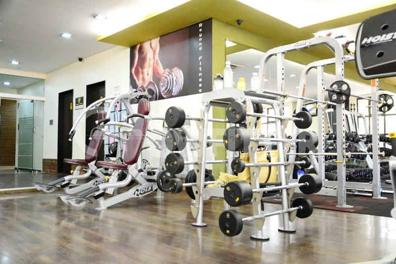 Beyond fitness kalyani nagar road pune gym