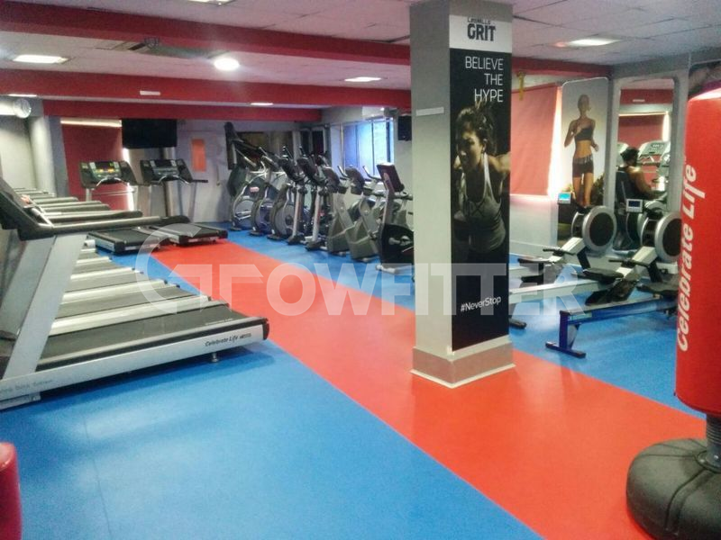 Chisel Fitness Richmond Town Bangalore Gym Membership