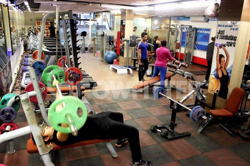 Fluid The Fitness Religion Lajpat Nagar Delhi Gym