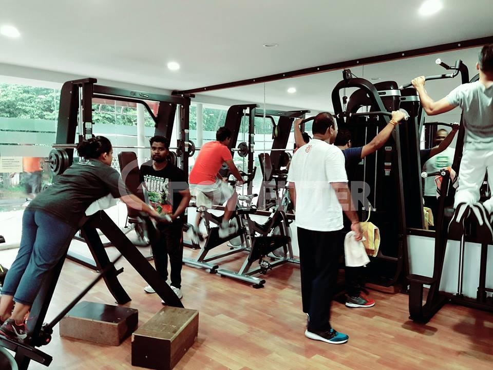 X Treme Fitness Club Panjim Goa Gym Membership Fees