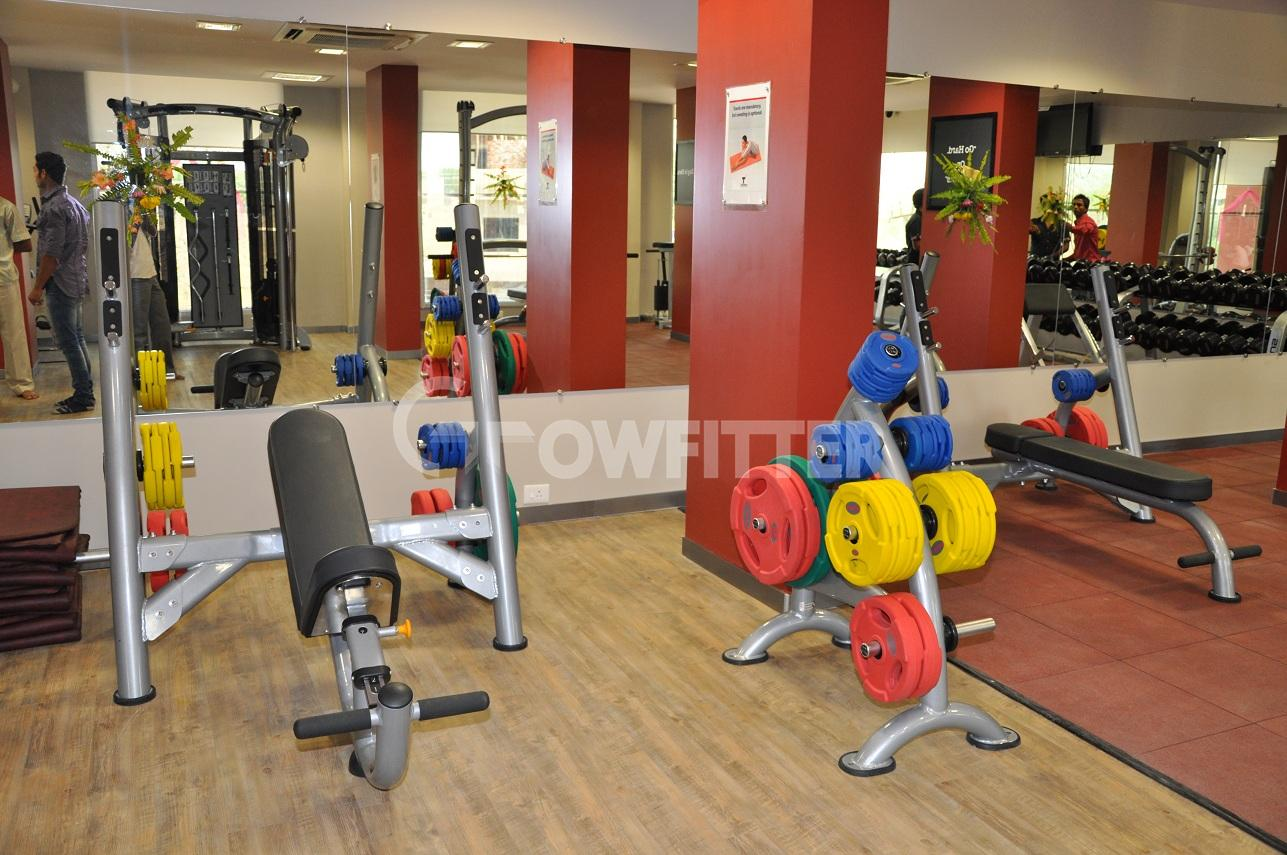 Talwalkars Gym Harmu Ranchi Gym Membership Fees