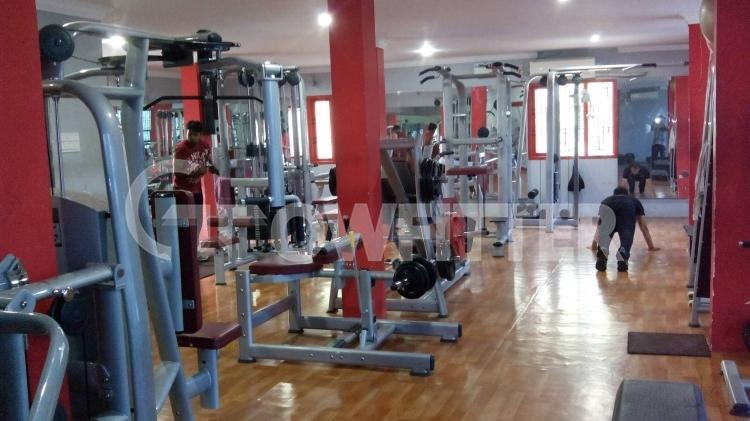 Red Muscles Fitness Centre Chitlapakkam Chennai Gym