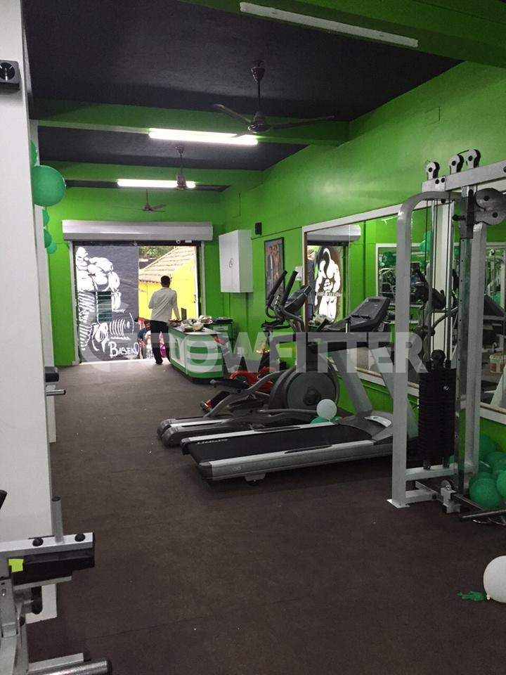 Baseko Fitness Guindy Chennai Gym Membership Fees
