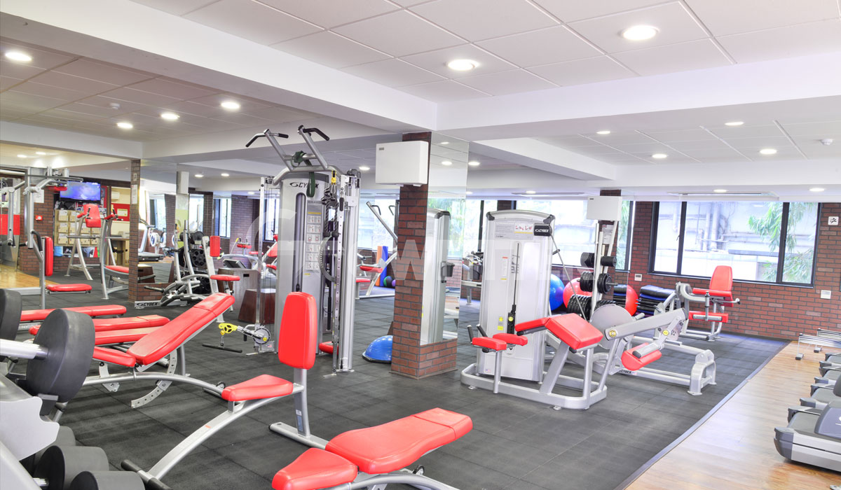 Rush Fitness Salt Lake Kolkata Gym Membership Fees