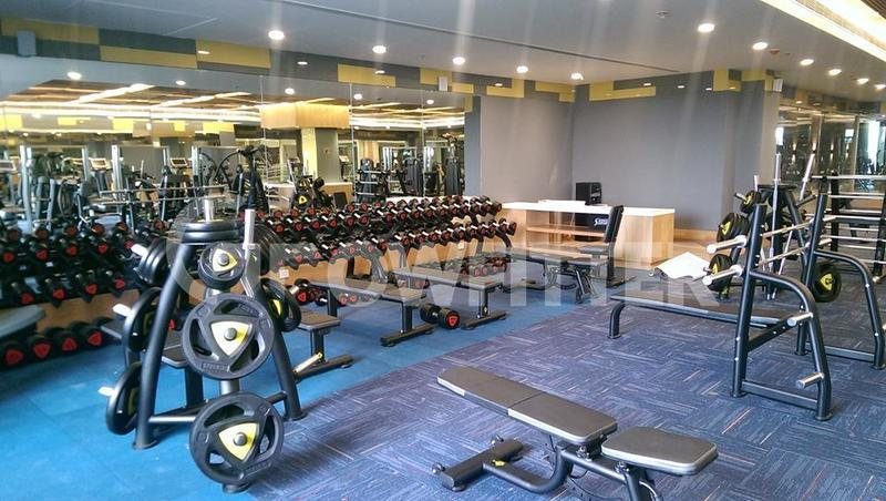Mantan The Fitness Lounge Sultanpur Delhi Gym