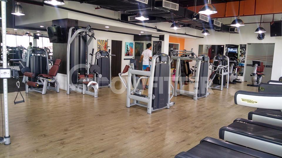 Gold's Gym India - The best fitness center in the world