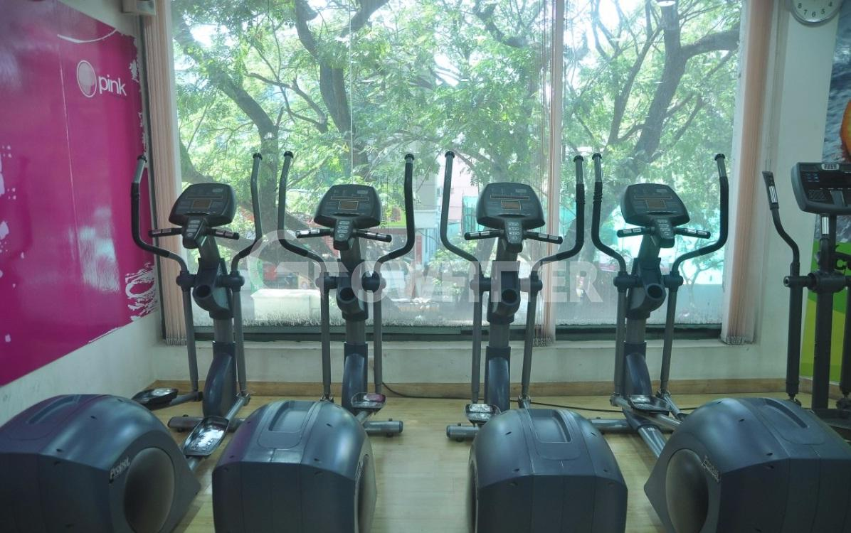 Pink ladies gym perambur chennai membership fees