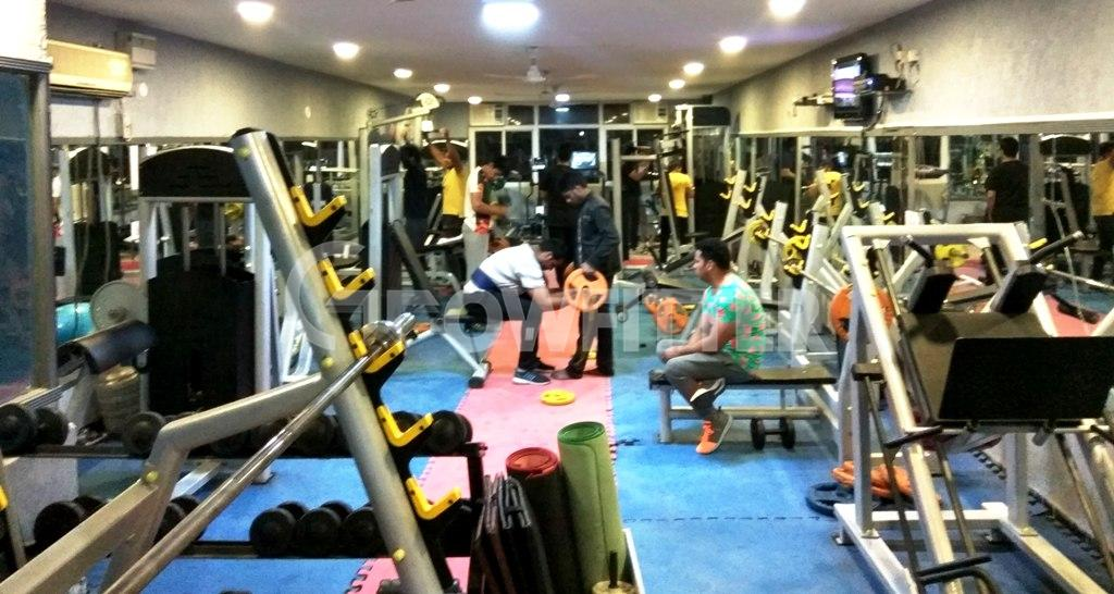Fitness First Sector 29 Faridabad Gym Membership Fees