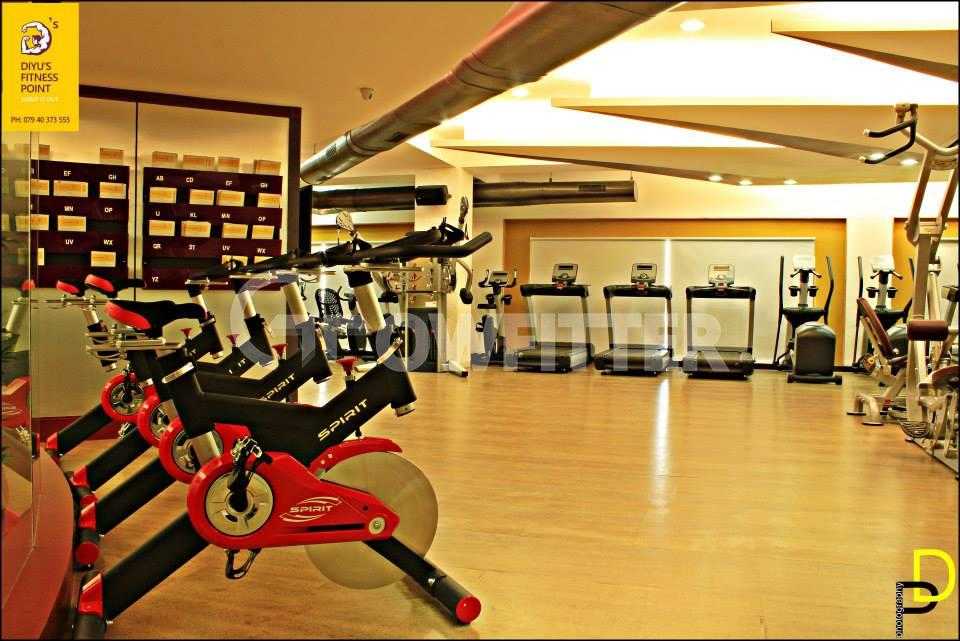 Diyus fitness point bodakdev ahmedabad gym membership