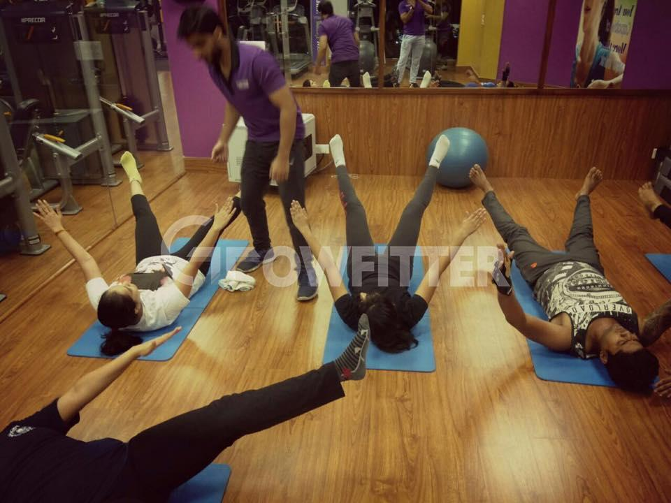 Anytime fitness preet vihar delhi gym membership fees