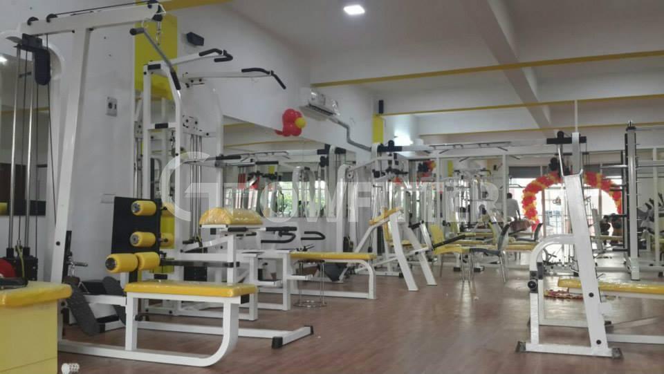 Body Mechanics Anna Nagar Chennai Gym Membership Fees