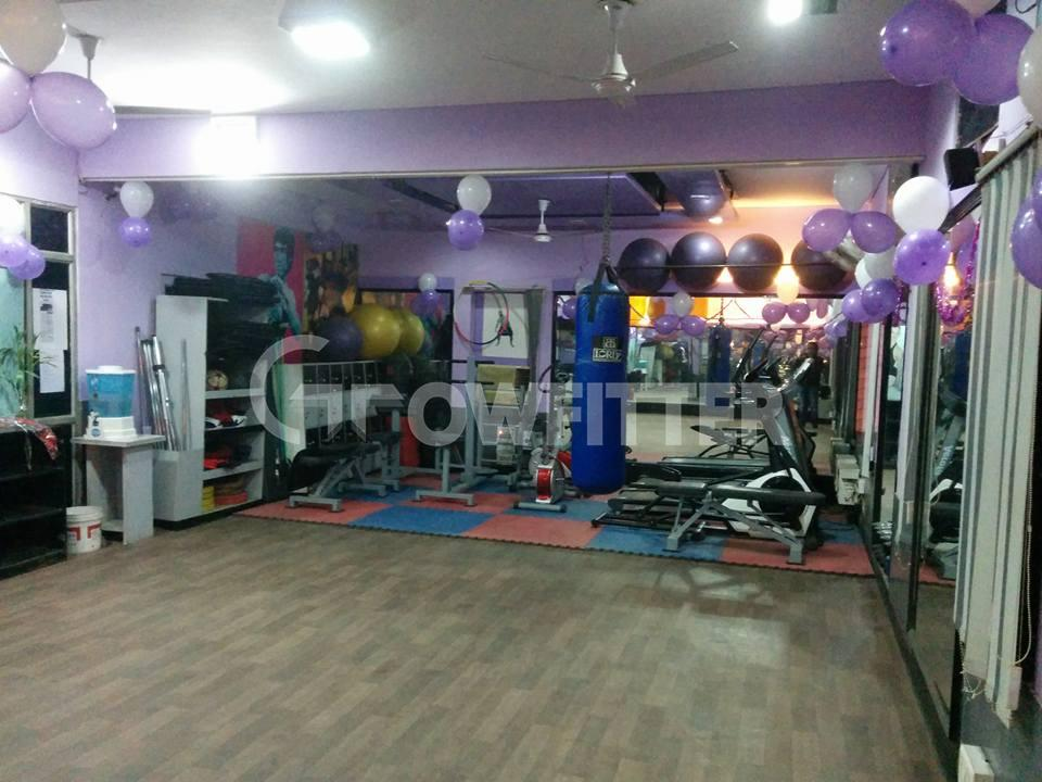 La Fitness The Fitness Cult Ashok Vihar Delhi Gym