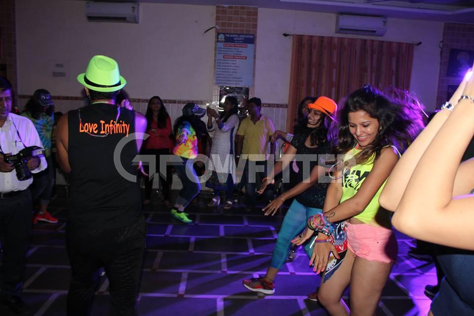 Zumba With Illumination Borivali West Mumbai Zumba